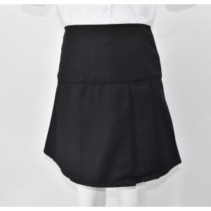 Чёрная юбка.