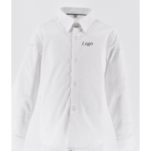 Рубашка белая на мальчика