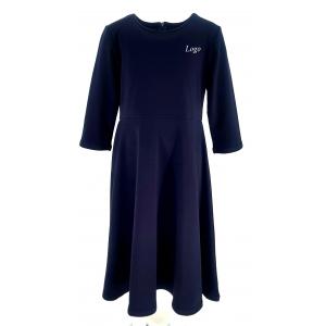 3/4 varrukatega kleit (kasvule 170-186 cm)